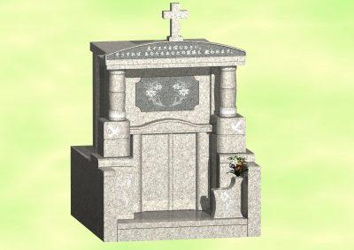 キリスト墓①