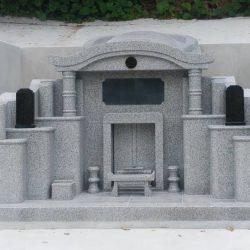 施工例21 亀甲墓